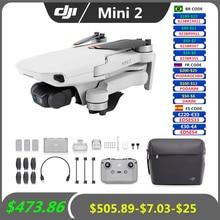 DJI Mini 2 kamera Drohnen 4K Kamera Professionelle GPS Quadcopter 10km Übertragung Abstand DJI Mavic Mini 2 Marke neue auf lager