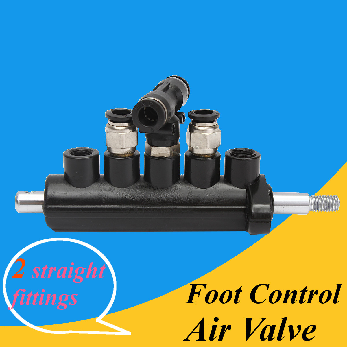 Air Control Valve Foot Pedal Valve For Ranger Eagle Tire Changer Machine R850