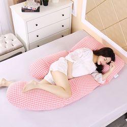 Almohada en forma de G para mujer embarazada almohada de lactancia cojín para embarazadas para maternidad vientre apoyo para dormir coussin femme enceinte