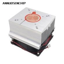 Grzejnik aluminiowy o dużej mocy odpowiedni do matrycy LED COB 20W 30W 50W 100W