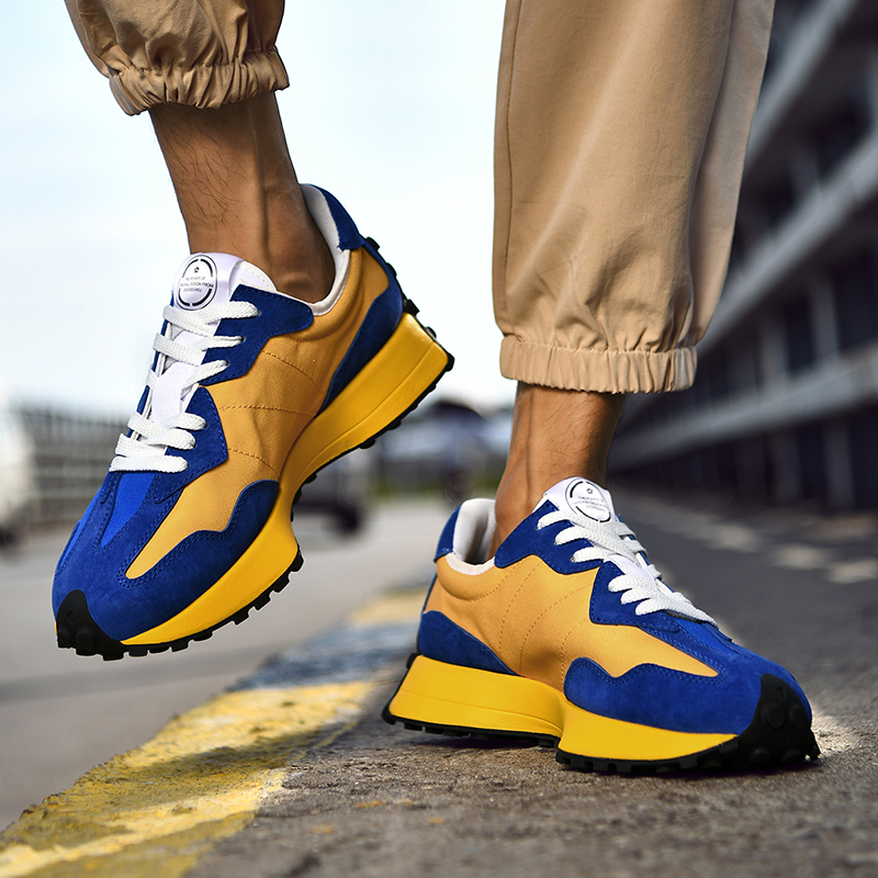 2020 Spring Fashion Men Sneaker Shoes Mesh Breathable Casual Shoes Running Flat Shoes Men s Lightweight