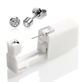 1pc Disposable Safe Sterile Piercing Tool Ear Cartilage Nose Stud Piercing Gun Piercer Machine Kit Stud.jpg 350x350 - 1pc Disposable Safe Sterile Piercing Tool  Ear Cartilage Nose Stud Piercing Gun Piercer Machine Kit Stud Earring Body Jewelry