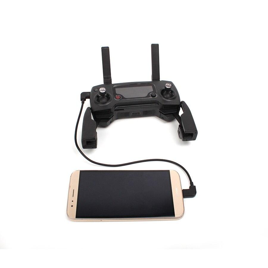 Mavic Mini Pro Data Cable Data Line Smartphone Tablet Adapter Cable For DJI SPARK/ MAVIC MINI 2 PRO Zoom Mavic Pro MAVIC Air