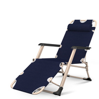 Cama dobrável única siesta cama dispositivo mágico adulto escritório simples acampamento cama portátil família reclinável cama legal