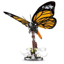 Legoinglys Technic Animals The Tiger Butterfly 511PCS Model Building Blocks Toys for Children Compatible for Technic Toys(China)