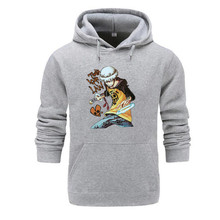 One Piece Luffy Hoodies Men Casual Homme Pullover Japanese Anime Printed Male Streetwear Clothing Autumn Winter Tops new