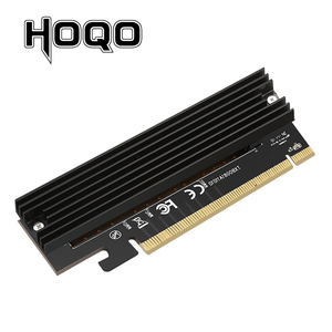 m.2 to pcie x16 adapter Card pci-e to m . 2 adapter NVMe SSD Adaptor m2 M Key Interface PCI Express 3.0 x4 2230-2280 Size