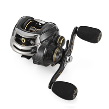 Fishing Spinning Reel 7.0:1 Baitcasting Reel Fishing Wheel Ball Bearing Carp Fish Left Right Hand Bait Fishing Reel Fishing Tool sougayilang feeder spinning fishing reel china left right reel fishing gear coil 12 1 ball bearing metal sea fishing reel peche