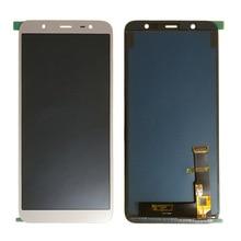 J810 LCD Für Samsung Galaxy J8 2018 J810 J810F J810Y LCD Display und Touch Screen Digitizer Montage J810F/DS LCD Glas Panel
