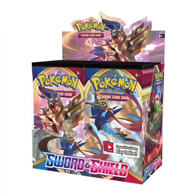 324pcs-Pokemon-cards-TCG-Sun-Moon-Edition-36-Packs-Per-Box-Collectible-Trading-Card-Game-Children
