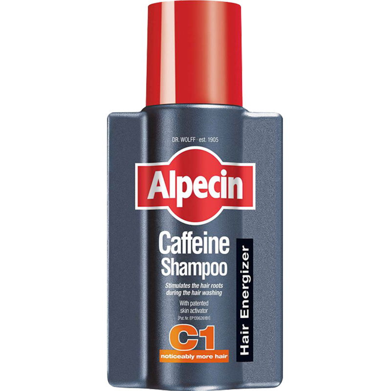 Original Germany Alpecin C1 Caffeine Shampoo For Men 75ml Hair Loss