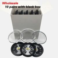 10 Pairs / Lot 25mm Lashes Wholesale 3D Faux Mink Lashes Bulk Dramatic Long False Eyelashes Makeup Suppliers 25 mm Eye Lashes