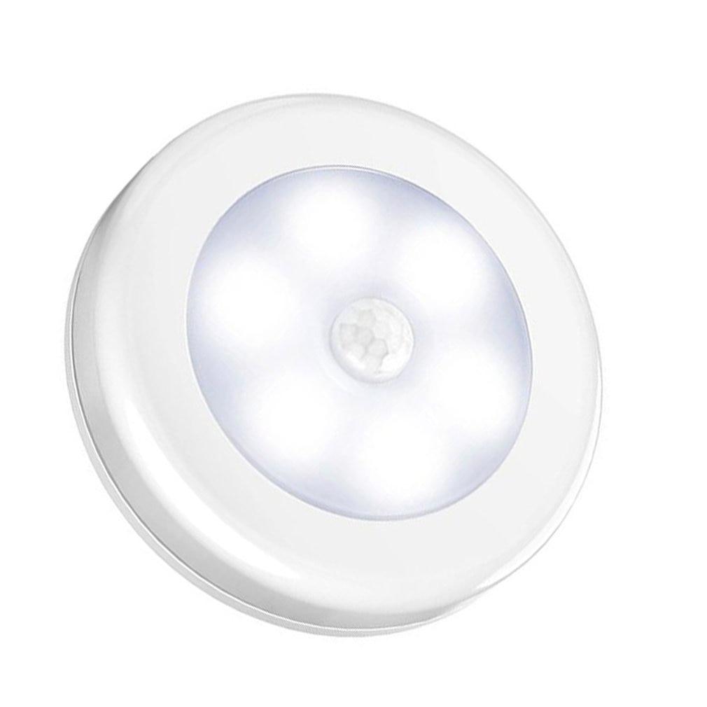 LED Intelligent Sensor Light Human Body Infrared Intelligent Corridor Light Stair Light Cabinet Light Toilet Light