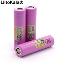 8-40PCS Liitokala 18650-35E original power lithium-batterie 3500mAh 3,7 v 25A high power INR18650 für elektrische werkzeuge