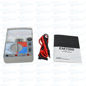 Image 5 - EM7000 Analog Multitesters/FET Tester High Sensitivity For Measurement Of Lower Capacitance Electrical