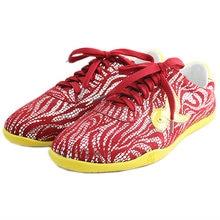Ushu taolu kungfu/Профессиональная Яркая блестящая обувь для