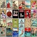 Блюдо для суши, японский постер Ukiyo-e, металлический жестяной знак, настенный бар, ресторан, домашний магазин, Декор, дорожный сувенир, 30x20 см