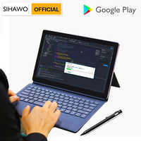 11.6 Inch 8GB RAM 128GB ROM 2560x1600 Display MTK 6797 X27 10 Core Android 8.0 Tablet PC 20MP+8MP Dual Cameras 4G 2 in 1 Tablets