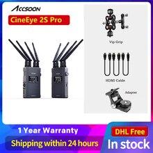 ACCSOON CineEye 2S Pro 1200ft ตัวรับสัญญาณไร้สาย SDI และ HDMI ภาพส่งวิดีโอ1080P Latency ต่ำ