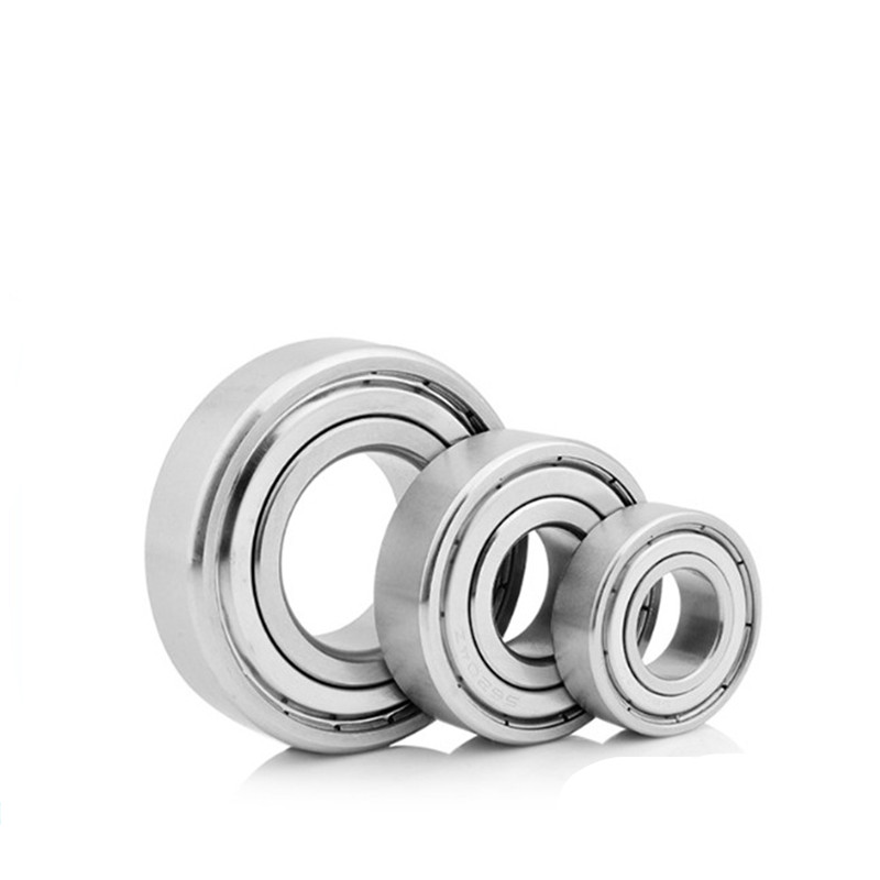 Ochoos Sale Price 10pcs SUS440C Stainless Steel Bearings Rubber Seal Cover S686-2RS 6135 mm ABEC-1 Z2