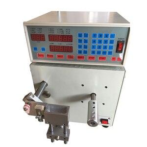 Image 2 - Enrolador automático da bobina do tubo de papel do fio da auto ligação da máquina de enrolamento da bobina da voz ly860 com moldes 1 1.5 2 2.5 3 4 polegadas