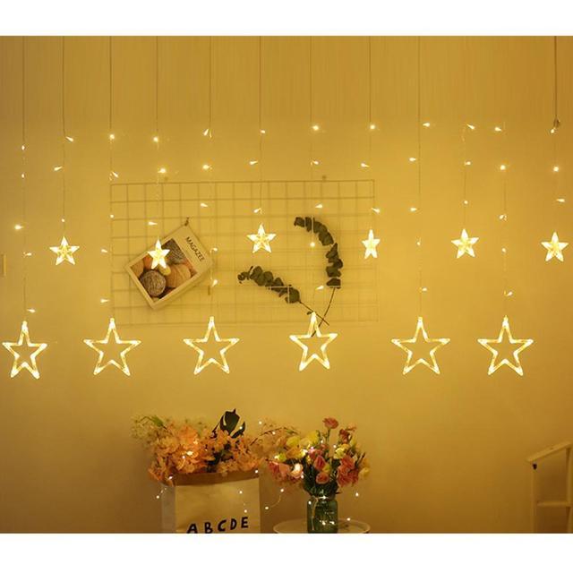 12Pcs Star light