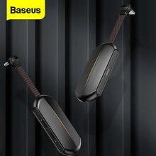 Baseus 3 Trong 1 Cổng USB Type C OTG Adapter USB C Đến 18W Sạc Nhanh Jack Aux 3.5 Mm Tai Nghe Chụp Tai cáp OTG Cho Máy Samsung Note 10