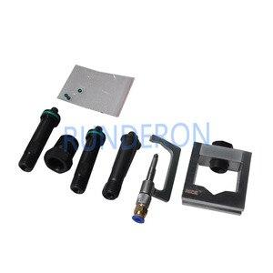 Image 4 - אוניברסלי דיזל שירות CR מבחן ספסל דלק מזרק מתאם מתקן הידוק מחזיק תיקון מסילה משותפת כלי forBOSCH/DENSO