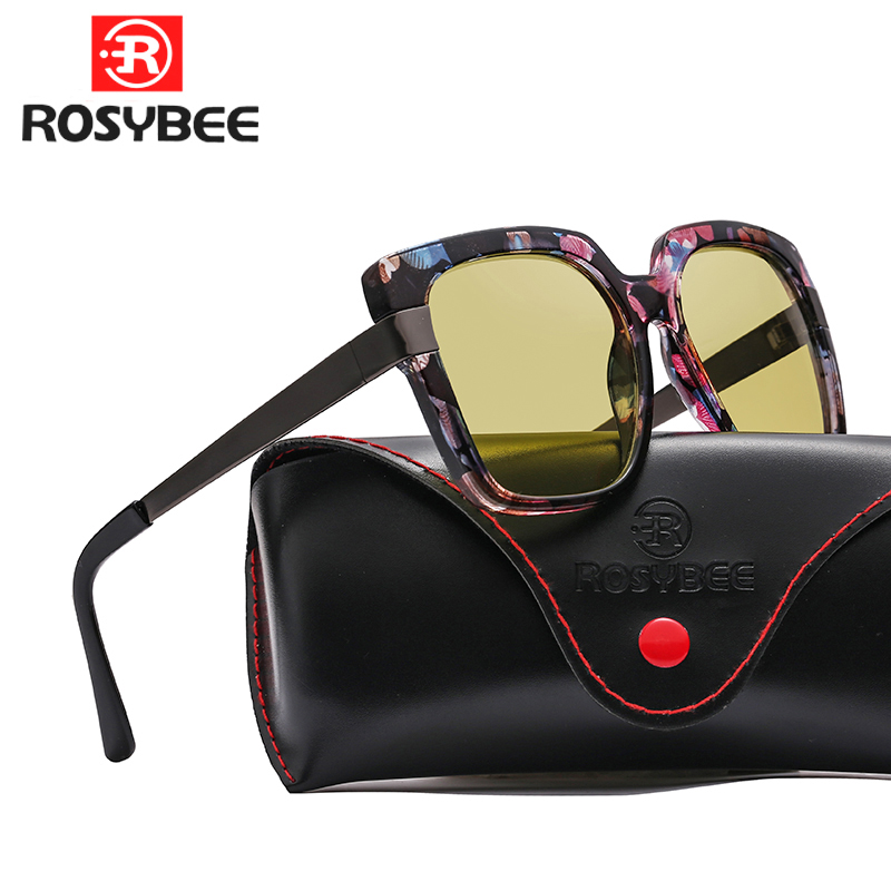 Latest Women Polarized Photochromic Day Night Vision Sunglasses Female Chameleon Glasse Cool Lady Oculos Driving Sunglasses