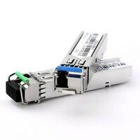 DFP1 3003 2IY11 155m LC sfp transceiveroptical transceiver sfp module module single fiber 40KM fiber