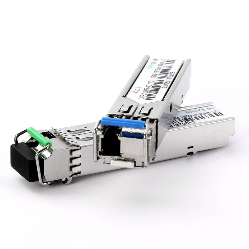 DFP1-3003-2IY11 155m LC Sfp Transceiveroptical Transceiver Sfp Module Module Single Fiber 40KM Fiber