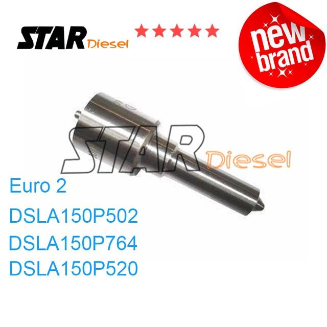 Hot Selling Common Rail Injector Spray DSLA150P502 Fuel Diesel Nozzle DSLA150P764 Injector Parts Sprayer DSLA150P520