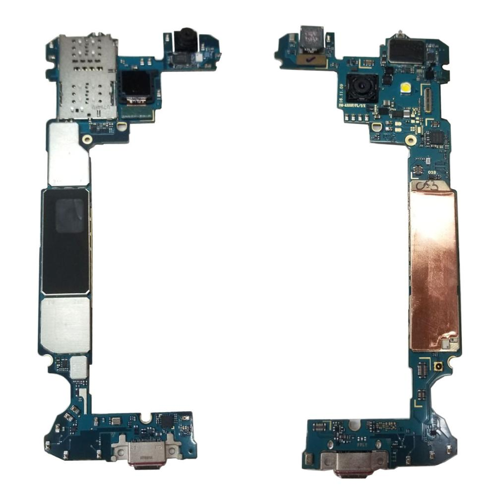 Main Motherboard Unlocked For SAMSUNG GALAXY A3 2017 A320 SM-A320F