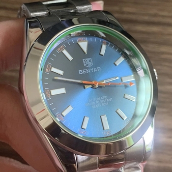 2020 New BENYAR Men's Mechanical Watches Automatic Mens watches Top Brand Luxury watch men Wristwatch Military Relogio Masculino