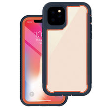 Étui pour iphone 11 étui pour iphone 11 Pro 11 Pro Max étui transparent couverture arrière souple pochette de protection en polyuréthane thermoplastique housse de protection coque de protection 19Ot(China)