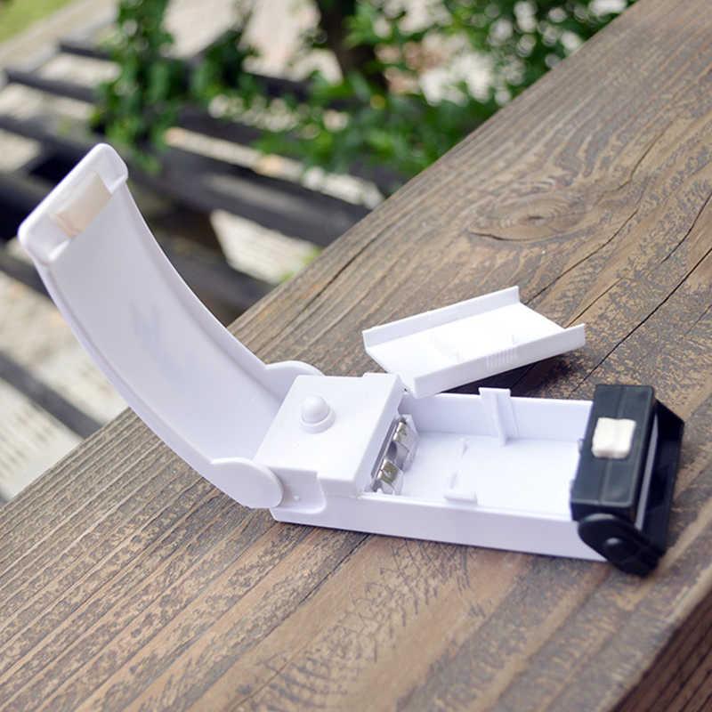 Portátil mini máquina de selagem do agregado familiar calor aferidor capper alimentos saver para sacos de plástico pacote mini gadgets acessórios cozinha