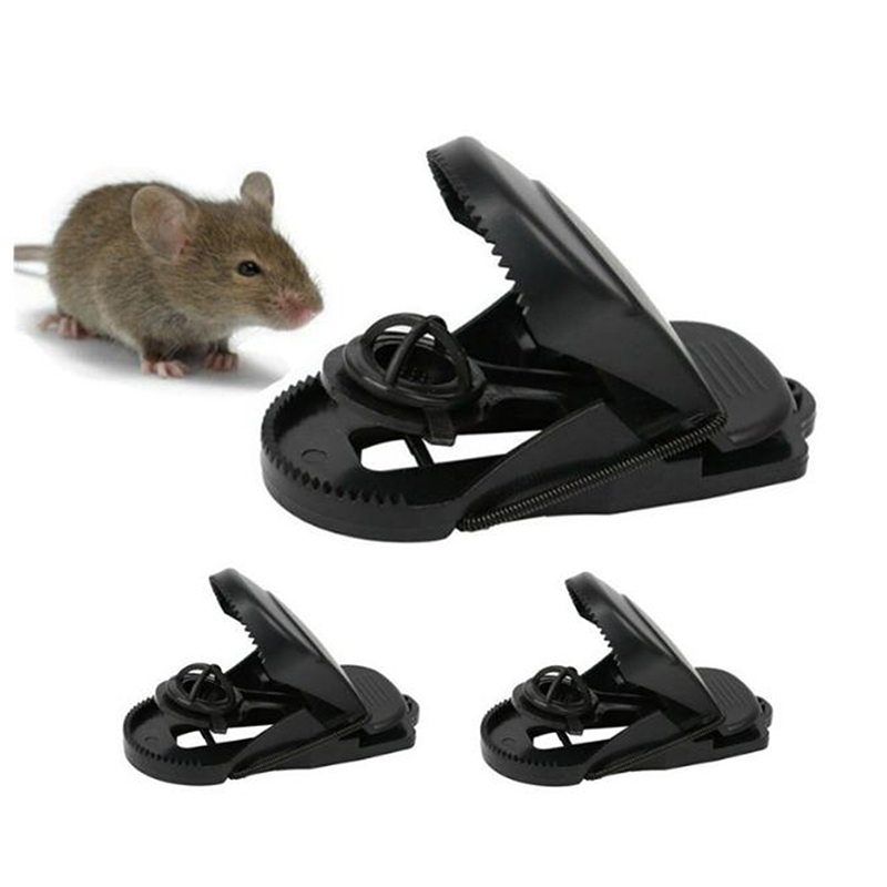 Ловли мыши мышеловки Мышь ловушка приманка, защелка Весна многоразовые крыс грызунов зрелище Мышь приманка, защелка хомяк Мышь ловушки