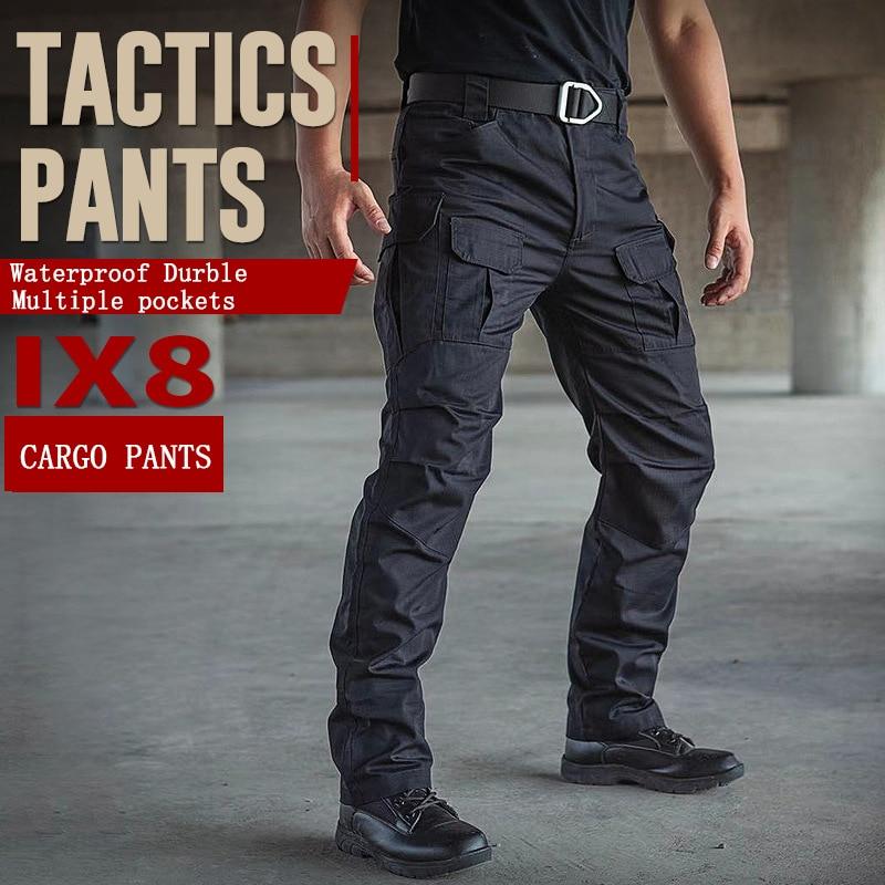 X8 Camouflage Ripstop Summer Trekking Outdoor Mountain Hunting Fishing Hiking Pants Men Tactical Waterproof Pants Women Trousers