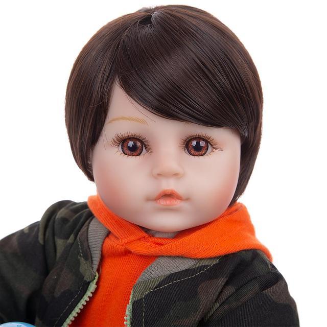 Кукла-младенец KEIUMI 18D05-C346-S08-T06