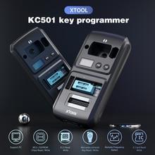 OBD2 XTOOL KC501 arbeit X100 PAD3 A80 PRO für Benz Infrarot tasten Auto Schlüssel & chip programmierer unterstützung lesen und schreiben MCU/EEPROM chips