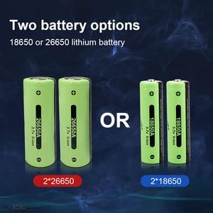 Image 5 - 350000cd XHP90.2 أقوى مصباح ليد جيب usb التكبير التكتيكية الشعلة xhp50 18650 أو 26650 بطارية قابلة للشحن xhp90 كشاف يدوي