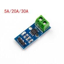 1 sztuk ACS712 5A 20A 30A zakres moduł czujnika prądu hall ACS712 moduł dla Arduino 5A 20A 30A