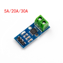 1pcs ACS712 5A 20A 30A Gamma Sala Modulo Sensore di Corrente ACS712 Modulo Per Arduino 5A 20A 30A