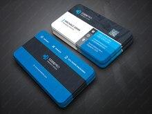 Tarjeta de negocios de alta gama, Impresión de producción, color personalizado, doble cara, diseño de tarjeta de negocios, 200PS