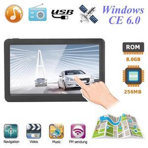 7 inch HD Touch Screen Navigat