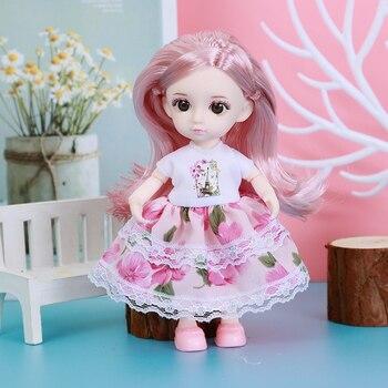 Одежда для шарнирных кукол 16 см. 5