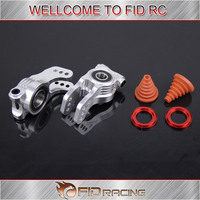 FID new V2 version CNC machining full metal rear wheel bearing C seat for LOSI 5IVE T LOSI MINI WRC ROVAN ROFUN LT
