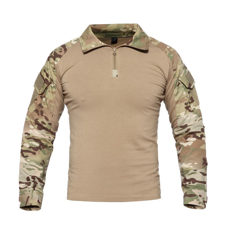 Hd7df4925fa6e4697aeace81046ff0c55R - Men Outdoor Tactical Military Hiking T-Shirts Male Army Camouflage Long Sleeve Sports Shirt Breathable Hunting Fishing Clothes