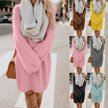 Winter Maternity Sweater Dress Maternity Dresses for Photo Shoot Pregnant Dress Fall Maternity Dresses Pregnancy Dress(China)