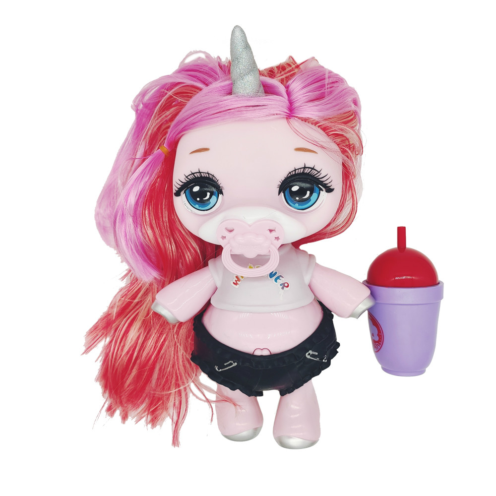 27CM Poopsie Slime Big Unicorn Hair Color Can Be Remarked Randomly Dolls Poop Girls Toys Hobbies Accessories Rainbow Doll